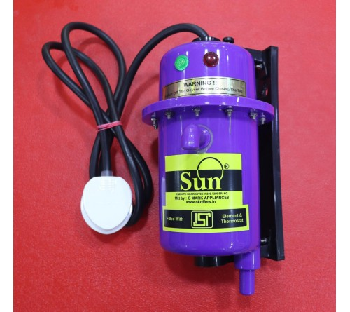 INSTANT WATER HEATER - NON TRIPPER - VIOLET