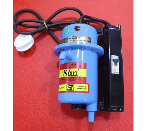 Sun Instant water heater (with Tripper)-BLUE