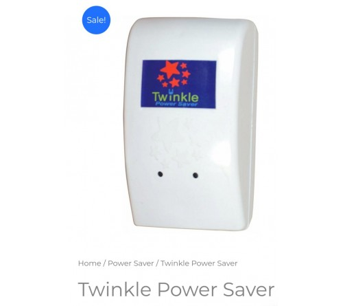 POWER SAVER - DOMESTIC HOME USE