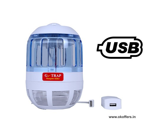 Gtrap Mosquito killer - USB (1+1 Combo Offer)