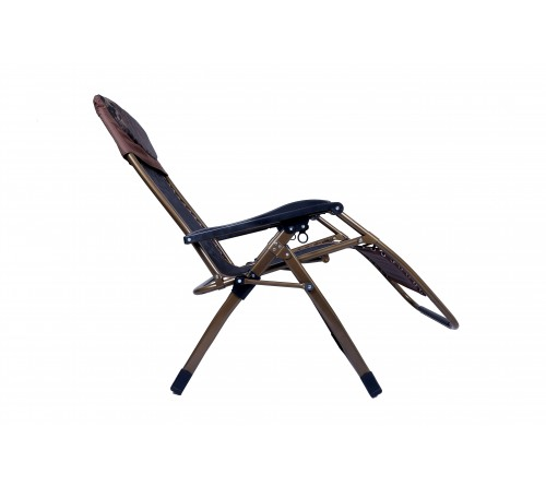 Smart Reclining Chair-(Dark Brown )