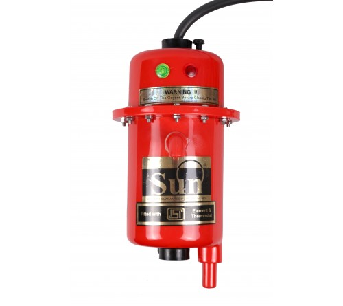 INSTANT WATER HEATER - NON TRIPPER - RED
